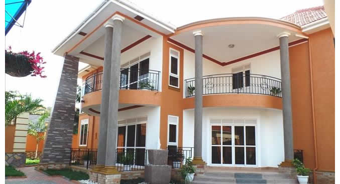 Cmt realtors limited for Best residential houses in uganda
